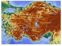 Quelle Reliefkarte: maps-for-free.com.