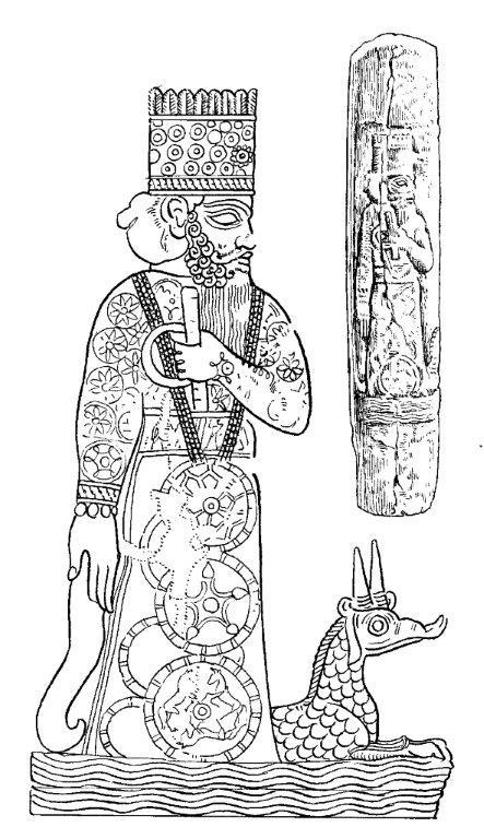 Babylonischer Schöpfungsmythos