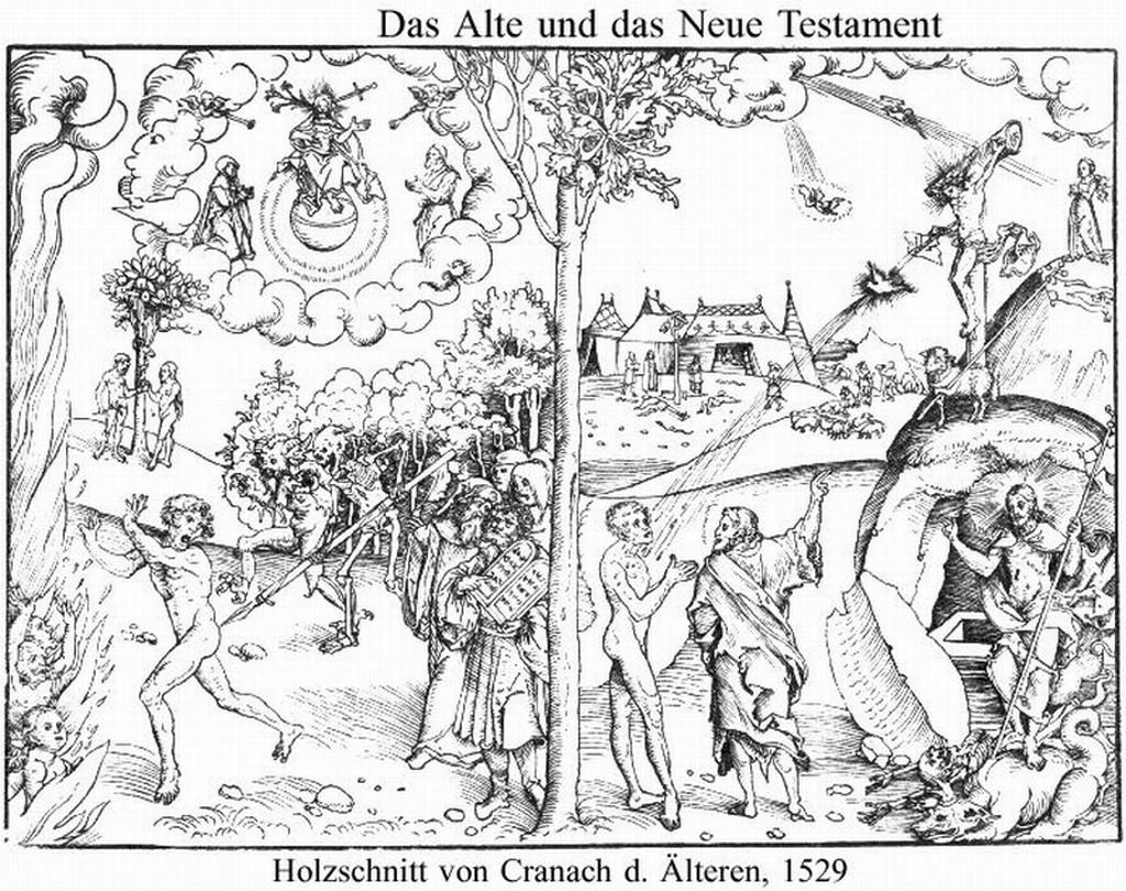 Gottesbild Im Alten Testament