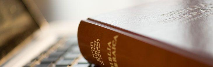 Read the Bible text :: academic-bible com