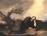 Abb. 7 Jakobs Traum (Josepe de Ribera; 1639).