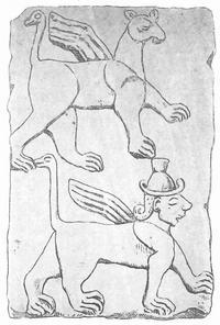 Aus: von Luschan 1902, Taf. 34e