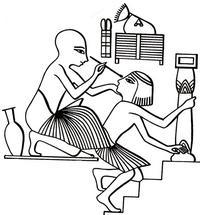 Aus: M. Dayagi-Mendels, Perfumes and Cosmetics in the Ancient World (Israel Museum Catalogue 305), Jerusalem 1989, 97