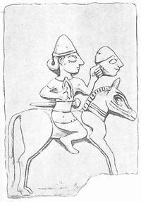 Aus: von Luschan 1902, Taf. 34c