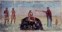 Abb. 4 Hiobs Leid (Codex Sinaiticus Graecus 3; 11. Jh.).