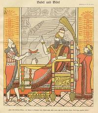 Karikatur von Thomas Theodor Heine, in: Simplicissimus 7, 52 (24. März 1903), 409.