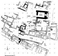 Aus: W. Zwickel, Der Tempelkult in Kanaan und Israel (FAT 10), Tübingen 1994, 175, Abb. 36