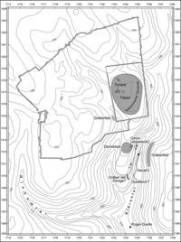 Entwurf und © 2015: Klaus Bieberstein; Kartographie: Richard Szydlak