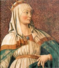 Abb. 1 Königin Ester (Andrea del Castagno; 15. Jh.).