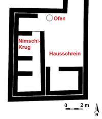 Aus: Mazar / Panitz-Cohen 2008, 47, mit Bearbeitung von Erasmus Gaß