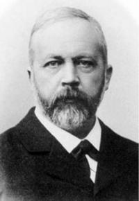 Abb. 1 Julius Wellhausen.