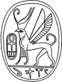 Aus: O. Keel / C. Uehlinger, Götter, Göttinnen und Gottessymbole (QD 134), Freiburg u.a. 5. Aufl. 2001, 250b; © Stiftung BIBEL+ORIENT, Freiburg / Schweiz