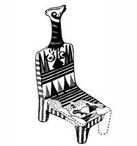 Aus: O. Keel / Chr. Uehlinger, Götter, Göttinnen und Gottessymbole (QD 134), Freiburg u.a. 5. Aufl. 2001, Abb. 148; © Stiftung BIBEL+ORIENT, Freiburg / Schweiz