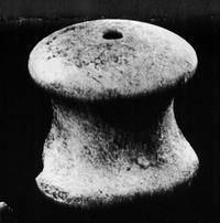 Aus: F.W. James, Chariot Fittings from Late Bronze Age Beth Shan, in: R. Moorey / P. Parr (Hgg.), Archaeology in the Levant (FS K. Kenyon), Warminster 1978, 103-115, Pl. XIb