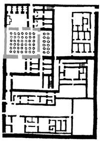 © Zeichnung Erasmus Gaß nach Abb. Pendlebury 83