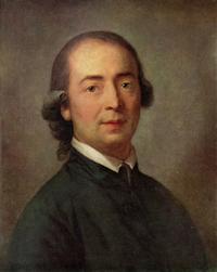 Abb. 1 Johann Gottfried Herder (Gemälde von Anton Graff, 1785).