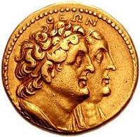 Wikimedia Creative Commons; Urheberrechtsinhaber: Classical Numismatic Group, Inc. http://www.cngcoins.com
