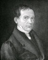 Abb. 1 Wilhelm Martin Leberecht de Wette.