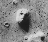 Aufgenommen von der NASA-Sonde Viking I (1976), gemeinfrei.
