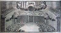 Abb. 9 Titelkupfer des christlichen Gesangbuches der evangelischen Brüdergemeinden von 1735.