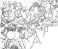 Aus: Arthur Evans, The Palace of Minos at Knossos, Vol. I, London 1921, Fig. 489