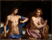 Abb. 2 Amnon und Tamar (Giovanni Francesco Barbieri, genannt Guercino; 1649-1650).