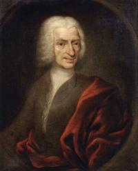 Abb. 1 Hermann Samuel Reimarus (Ölgemälde von Gerloff Hiddinga, 1749).