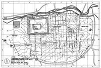 Aus: D. Sack, Damaskus. Entwicklung und Struktur einer orientalisch-islamischen Stadt (DaF 1), Mainz 1989, 12 Abb. 3, mit freundlicher Erlaubnis von © Dorothée Sack