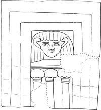 Aus: U. Winter, Frau und Göttin. Exegetische und ikonographische Studien zum weiblichen Gottesbild im Alten Israel und in dessen Umwelt (OBO 53), Freiburg (Schweiz) / Göttingen 1983, Abb. 310; © Stiftung BIBEL+ORIENT, Freiburg / Schweiz