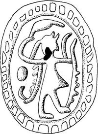 Vgl. Tufnell u.a., pls, 43/43A,22, © Stiftung BIBEL+ORIENT, Freiburg / Schweiz