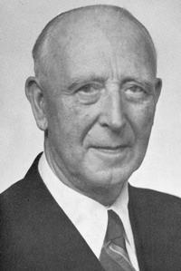Abb. 2 Sigmund Mowinckel.