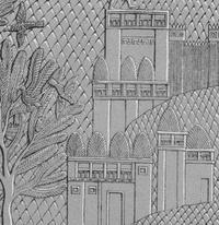 Abb. Layard pl. 40; © Zeichnung Erasmus Gaß