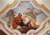 Abb. 2 Die Berufung Jesajas (Giovan Battista Tiepolo, 1726).